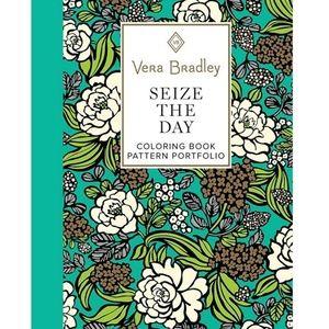 Vera Bradley Adult Coloring & Craft Book